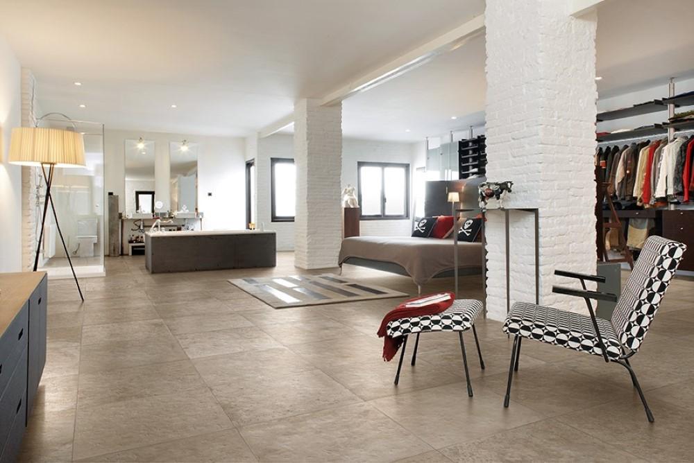type vloertegels vloertegels algemeen panaria petra solis vloertegel 404x404mm. Black Bedroom Furniture Sets. Home Design Ideas