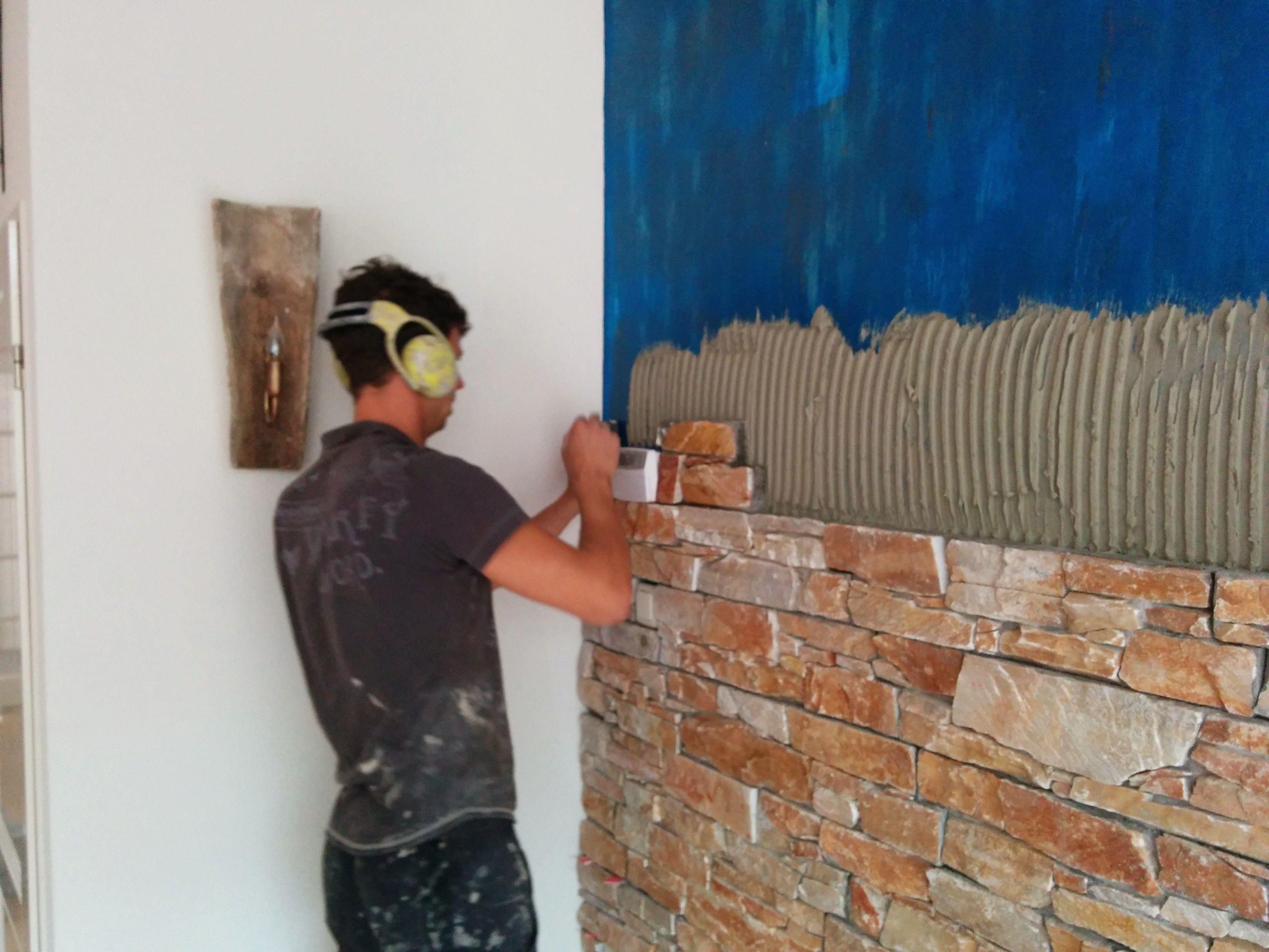 Wandtegels volendam zoals een muur buiten